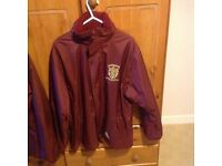 St. Modan's girl's school coat