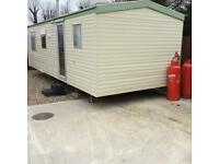Static caravan 26 x 10 atlas mirage 2 bedroom very clean
