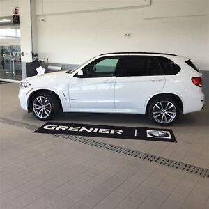 2014 BMW X5 35i+mpack+tech pack+cuir oyster
