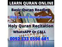 HOLY QURAN TEACHER.AL REHMAN QURAN ACADEMY