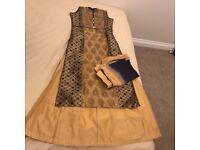 Lengha dress