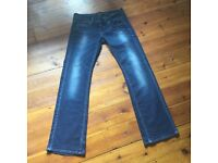 Replay women's designer jeans size 32