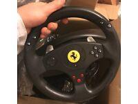 Ferrari Gaming Wheel New