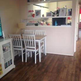 Home swap, 1 bed for 2 bed