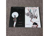 Descender Graphic Novels Vol.1-2