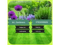 M.L Gardeners