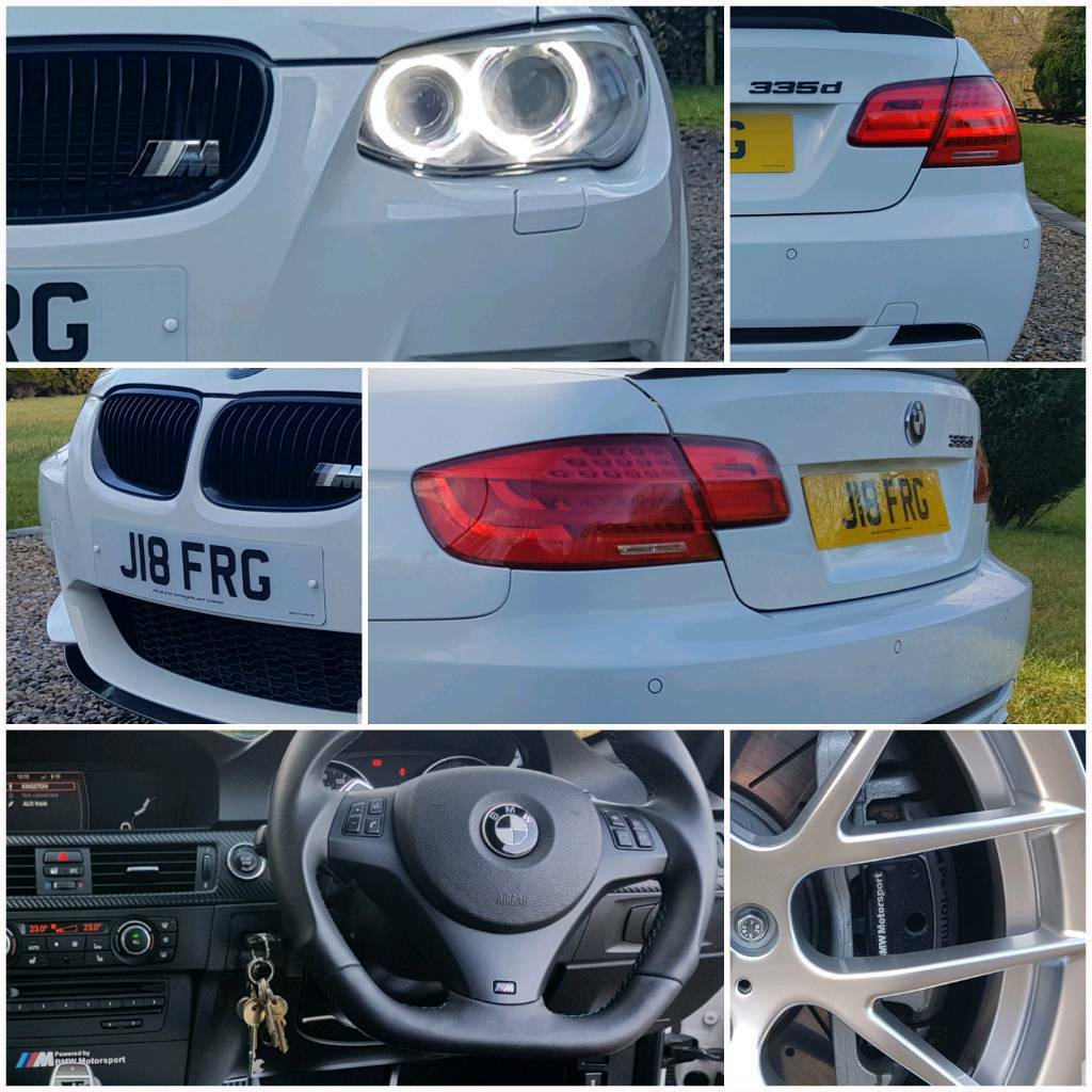 bmw e92 335d m sport lci coupe in ingleby barwick county durham gumtree. Black Bedroom Furniture Sets. Home Design Ideas