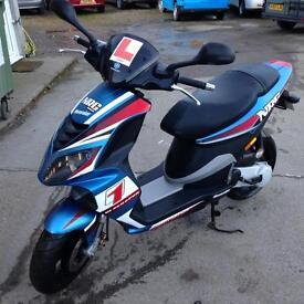 50 cc piaggio nrg