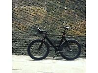 SUPER NICE Aluminium Alloy Frame Single speed road TRACK bike fixed gear racing fixie bicycle F3E