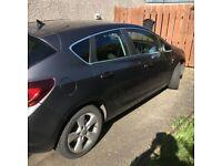 Vauxhall, ASTRA, Hatchback, 2012, Manual, 1686 (cc), 5 doors
