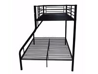 single double bed frame NO mattress £75