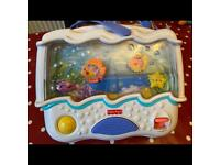 Used Fisher Price Crib Soother