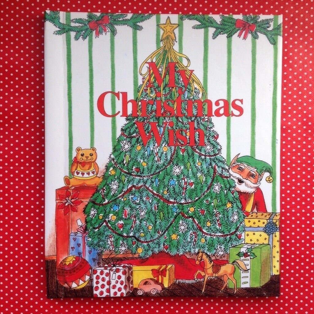 PERSONALISED CHRISTMAS & BIRTHDAY BOOKS - treasured keepsakes