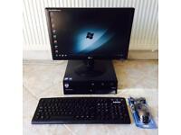 Full Windows 7 Desktop PC