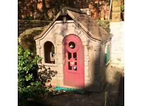 Step2 Storybook Cottage playhouse like Little Tykes
