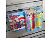 Family Guys Box Sets DVD Boxsets, horror, action and family movies £1 each