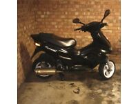 I have a gilera runner vx four stroke old shape