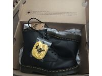 Dr Martin Boots, Size 6, Brand New