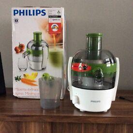 Philips quick clean juicer