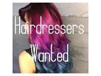 Self Employed Hair Stylists /Colourist Required