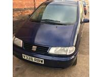 Seat Alhambra 2.0 - Seater - Open To Offers