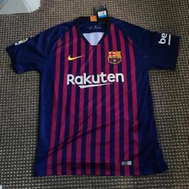 Barcelona 2018/19 Shirt