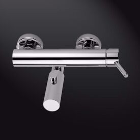 Huayi Wall Mounted Bar Bath Shower Mixer