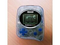 Pokemon mini console & game
