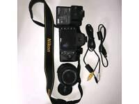 ***great condtion*** Nikon D3200 Digital SLR