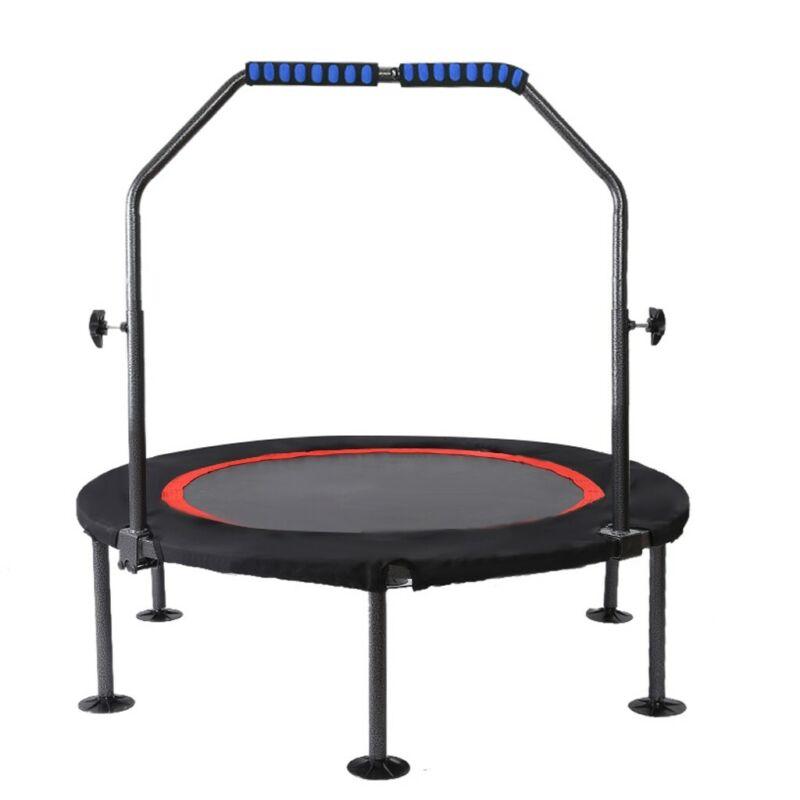 "40"" Fitness Trampoline Mini Rebounder Fitness Foldable Gym C"