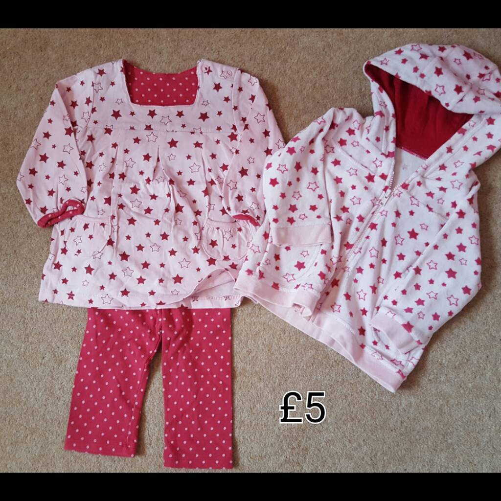 3-6m M&S outfit