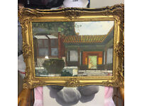 "Two stunning framed Pictures chinese 24""x 19""each frame"