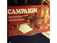 Campaign board game by gibsons