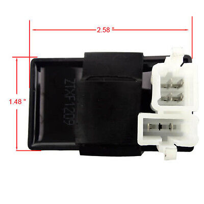 6 Pin CDI Box For Pit Dirt Bike Offroad Moped Dune ATV GY6 125 140 150 200 cc
