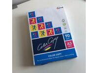 A3 90gsm colour copy paper