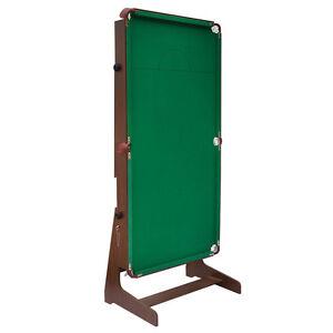 HLC 6 FT Grün Faltbarer Billardtisch Pool Snooker Tischspiel + Zubehör