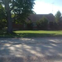 Lovely and peaceful country bungalow for rent, Available Nov 1!