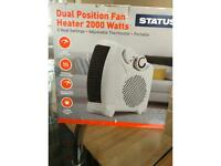 Dual heater
