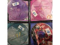60+ Karaoke Discs