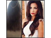 Russian hair extensions/Nano rings/I-Tips/Micro rings/mobile hair stylist at your own home