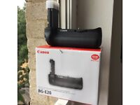 Canon 5D Battery Grip - Brand New (unused)