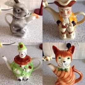 Tony Woods Teapots