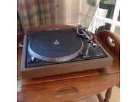 Dual 506 record deck