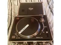 RELOOP RP7000 Vinyl turntable incl gorilla case and needles*