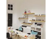 Experienced Nail/Lash Technician Wanted - further training provided