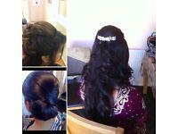 Freelance pro makeup artist hair stylist,