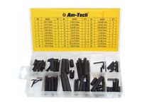 Amtech 120pc Roll Pin Kit Brand new in packaging A comprehensive assortment of the most popular