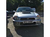 2002 Subaru bugeye