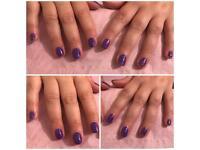 Gelish gel nails! December offer £13 fingers £18 fingers plus toes