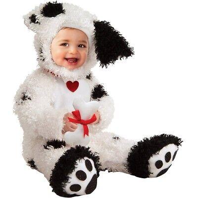 Kleinkind Kind Noah Sammlung Dalmatiner Plüsch-hund Kostüm ()